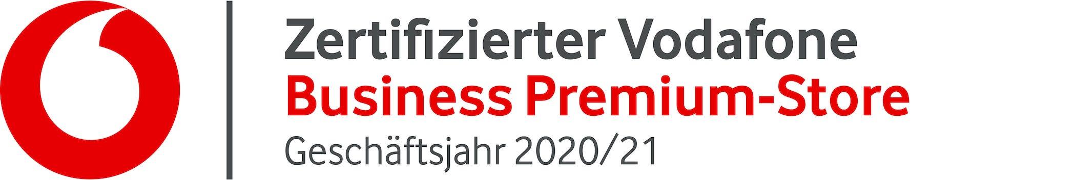 Zertifizierter Vodafone Business Premium-Store Foto Stoess