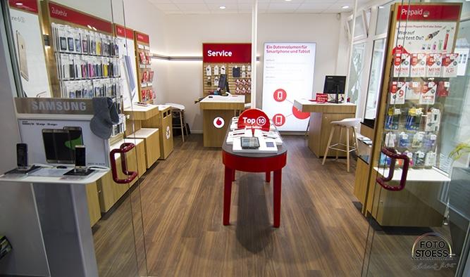 Handyshop Murnau Vodafone Shop Foto Stoess